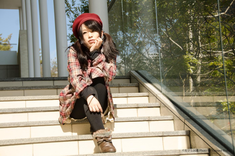 撮影日記#1 中西 瑞姫 @追手門学院大学