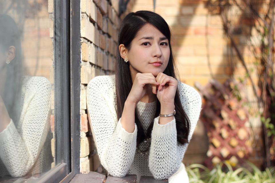 Yumi Nagashima.