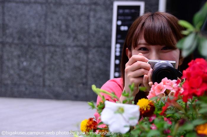 撮影日記#53 小池 真里奈 @京都薬科大学