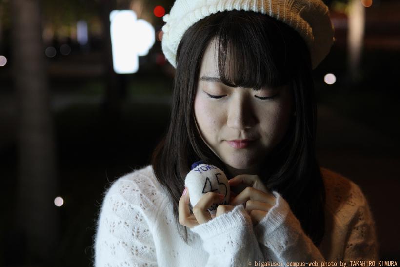 撮影日記#94 北本陽子(神戸女学院大学)