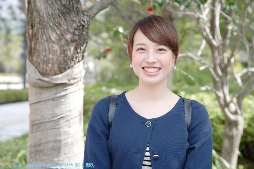 オフショット#298 駒形春菜(大阪成蹊短期大学)