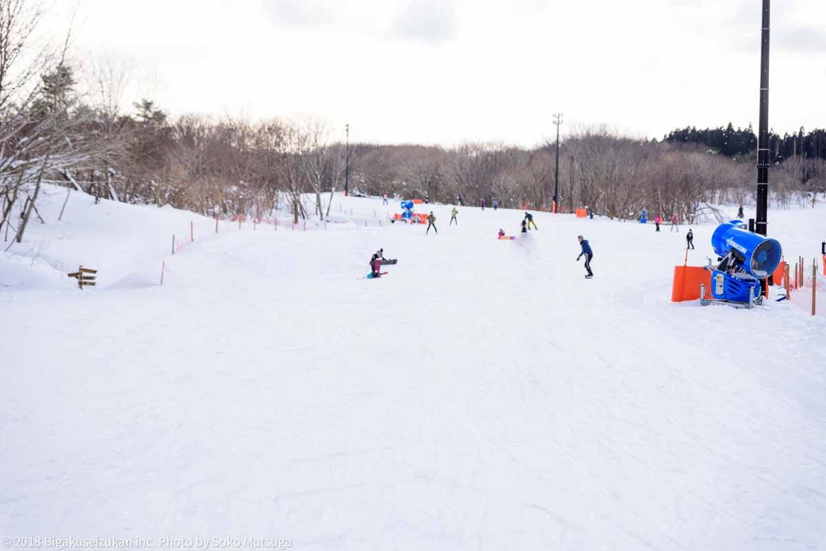 峰山高原スキー場
