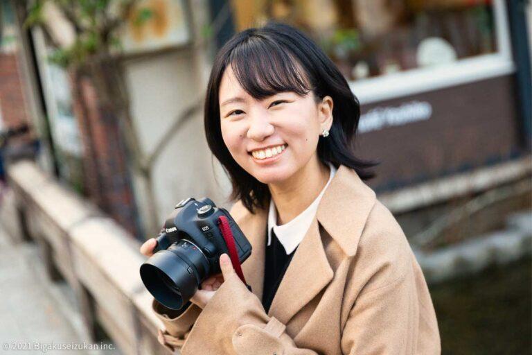 日常を、撮りたいんです。【カメラマン青木望亜】